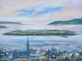 [ 1image6.jpg:  Spike Island looking from Cobh Co Cork<BR>24