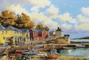 [ Glandore.jpg:  Glandore Harbour, Co Cork<BR>Print 8 x 10 ]