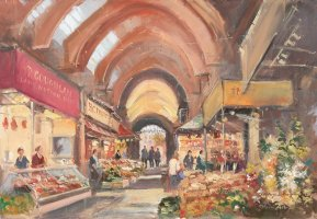 [ englishmarket.jpg:  English Market Cork City<BR>Print 8 x 10 ]