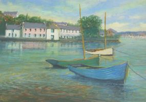 [ Dscn0798.jpg:  The Scilly Kinsale<BR>Oil on Canvas 9 x 12 ]