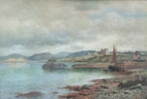[ 1Dunfanaghy_Bay_Co_Donegal.jpg:  Dunfanaghy Bay Co. Donegal<BR>Water Colour 15